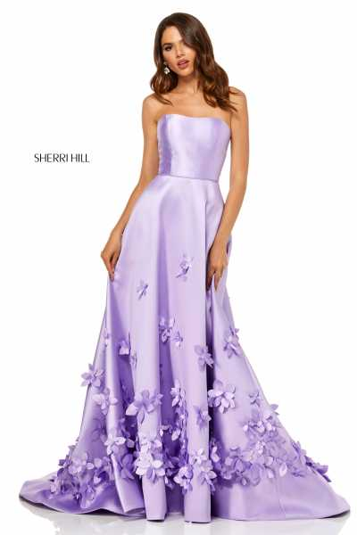 Sherri Hill 52582 Long picture 3