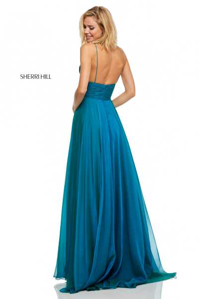 Sherri Hill 52590 Has Straps picture 1