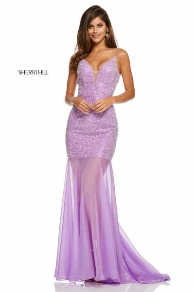Sherri Hill 52592 Fitted picture 2