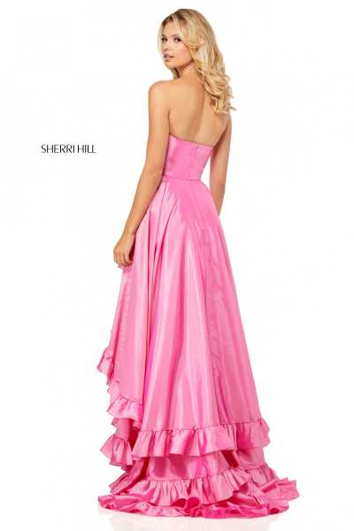 Sherri Hill 52605 Strapless picture 1