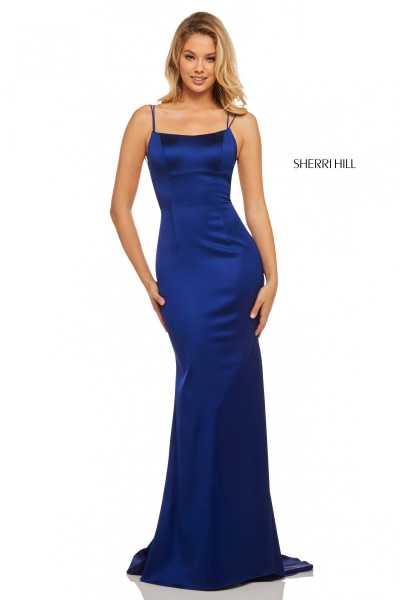Sherri Hill 52613 Fitted picture 2