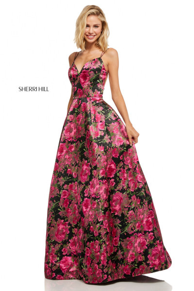 Sherri Hill 52627