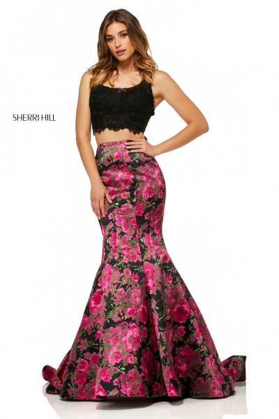 Sherri Hill 52628  picture 5