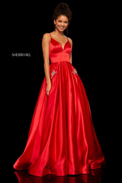 Sherri Hill 52629