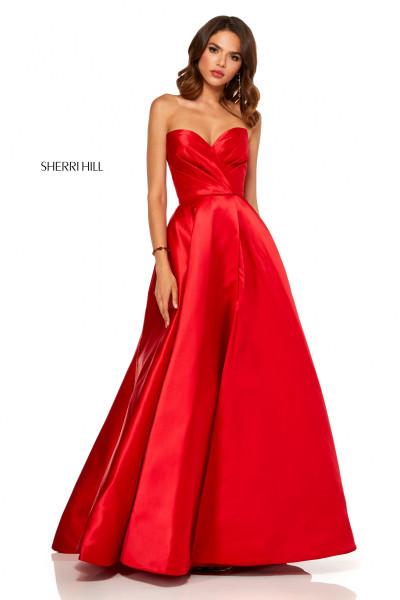 6f5a92edfaf Red Prom Dresses