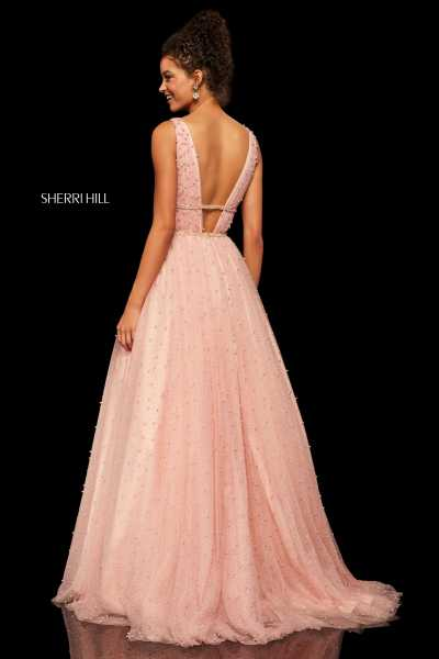 Sherri Hill 52640 V-Shape picture 1