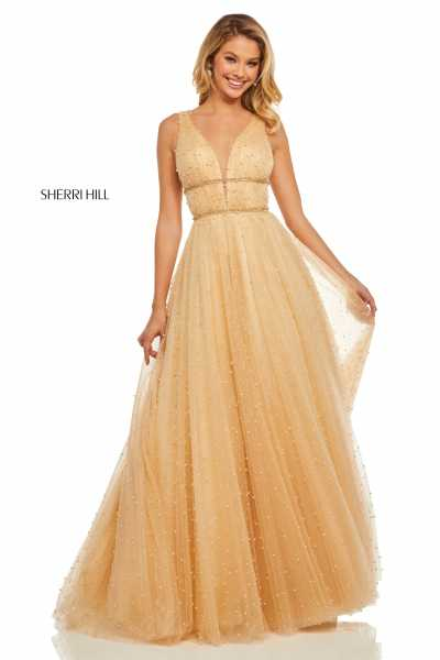 Sherri Hill 52640 Long picture 3
