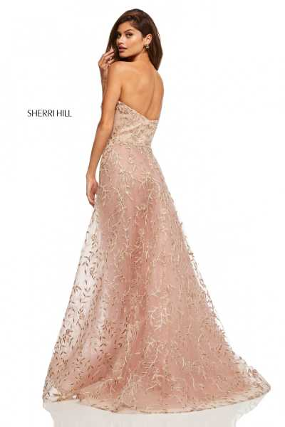 Sherri Hill 52648 Fitted picture 2