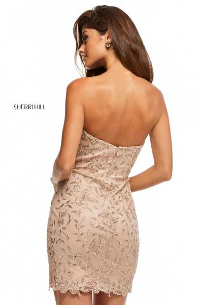 Sherri Hill 52648 Short picture 3