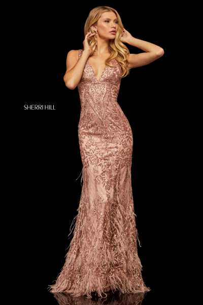 Sherri Hill 52649 Fitted picture 2