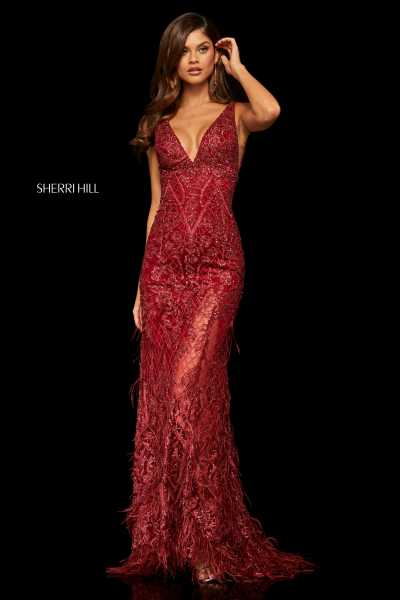 Sherri Hill 52649  picture 5