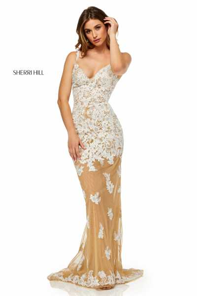 Sherri Hill 52655 Fitted picture 2