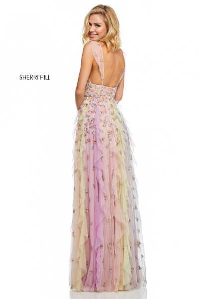 Sherri Hill 52668 Long picture 3