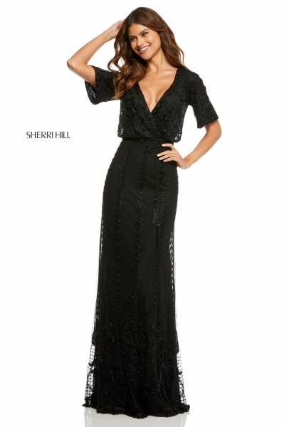 Sherri Hill 52676 Fitted picture 2
