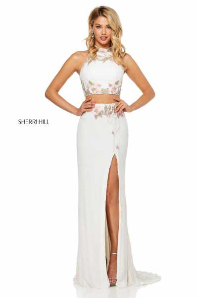 Sherri Hill 52682 High Neck picture 1