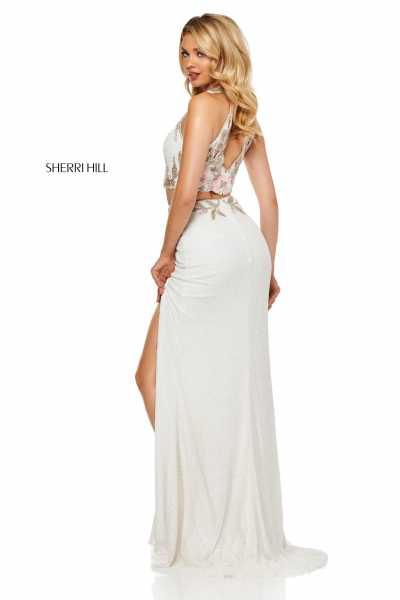 Sherri Hill 52682 Fitted and Two Piece picture 2