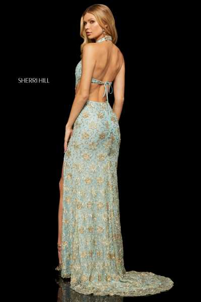 Sherri Hill 52683 Fitted picture 2