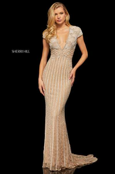 Sherri Hill 52685 Fitted picture 2