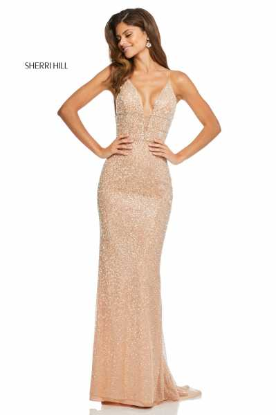 Sherri Hill 52689 Fitted picture 2