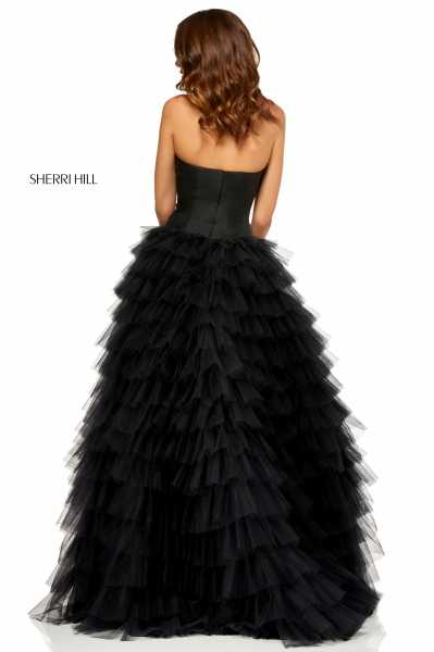 Sherri Hill 52690 Strapless picture 1