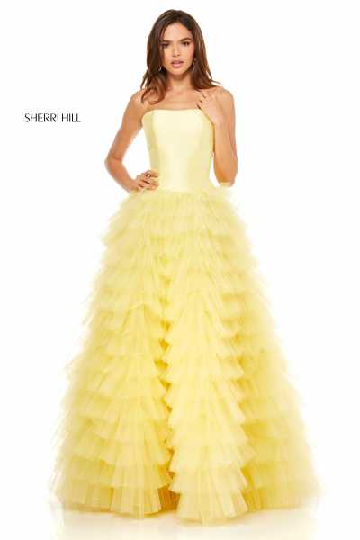 Sherri Hill 52690  picture 4