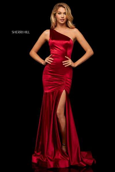 Sherri Hill 52700 Fitted picture 2