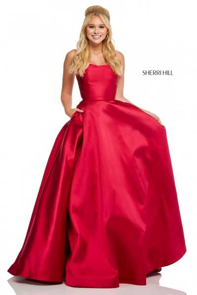 Sherri Hill 52715  picture 9