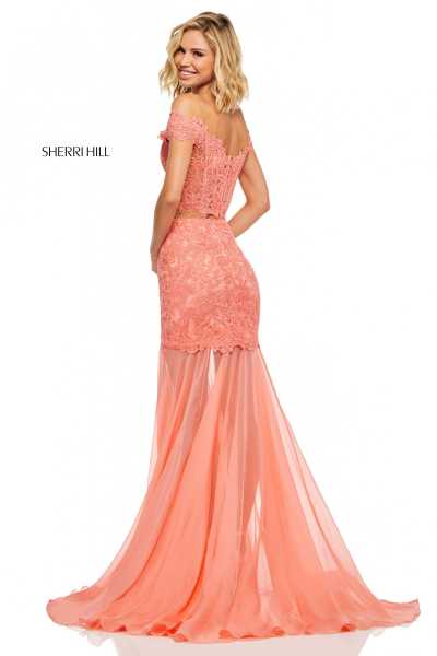 Sherri Hill 52719 Fitted and Two Piece picture 2