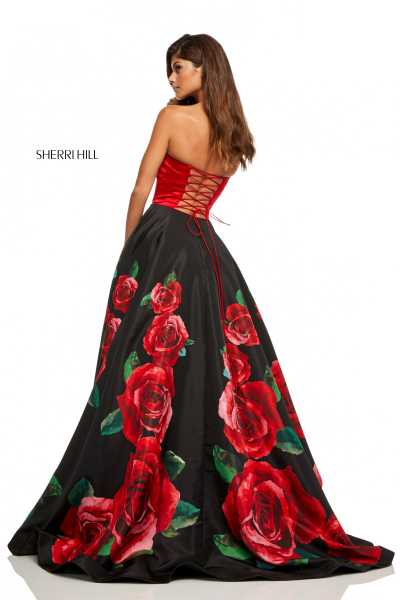 Sherri Hill 52722 Long picture 3