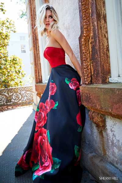 Sherri Hill 52722  picture 6