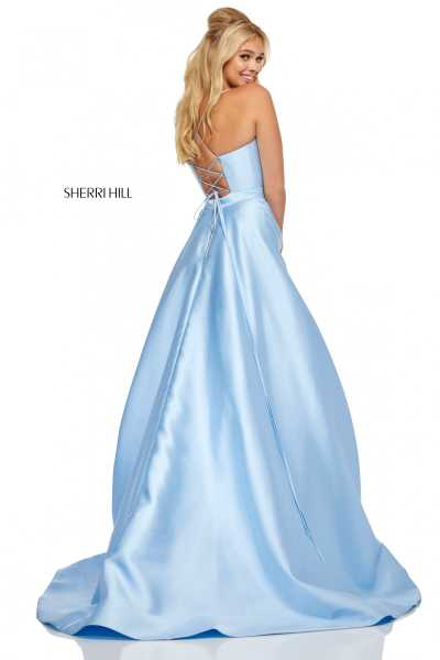 Sherri Hill 52725 Has Straps picture 1