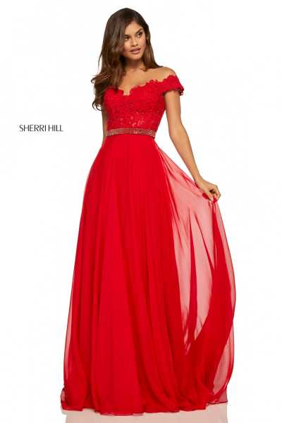 Sherri Hill 52729  picture 4