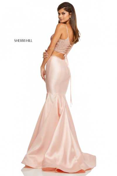 Sherri Hill 52734 Has Straps picture 1