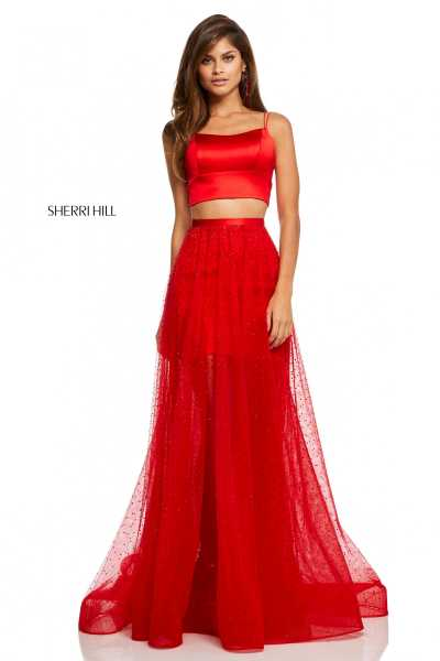 Sherri Hill 52749 Fitted picture 2