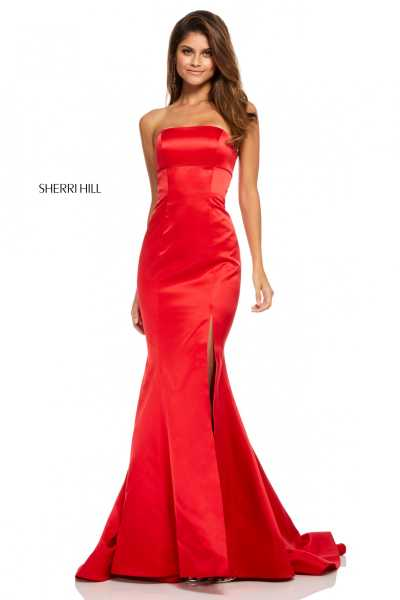Sherri Hill 52753 Mermaid picture 2