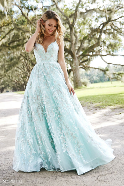 Most Beautiful Ballgown