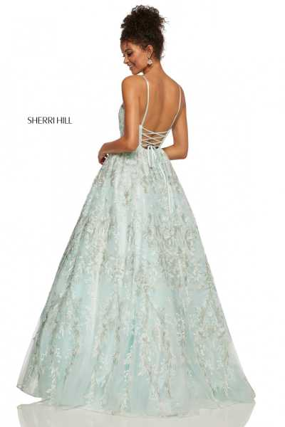 Sherri Hill 52759 Ball Gowns picture 2