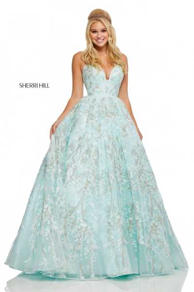 Sherri Hill 52759 Long picture 3