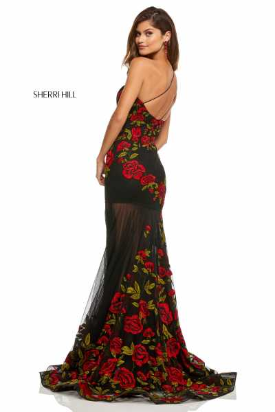 Sherri Hill 52761 Fitted picture 2