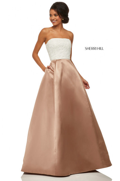 c25482714bf Brown Prom Dresses