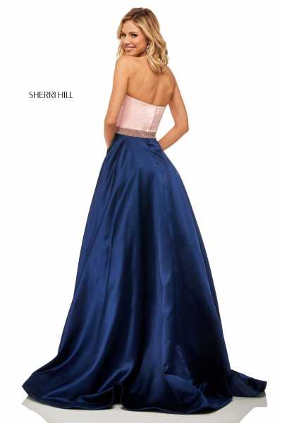 Sherri Hill 52776 Strapless picture 1