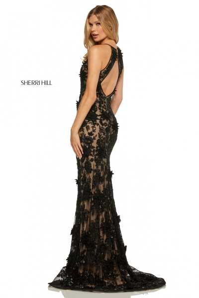 Sherri Hill 52778 Fitted picture 2
