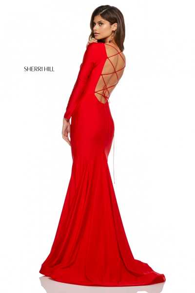 Sherri Hill 52785 High Neck picture 1