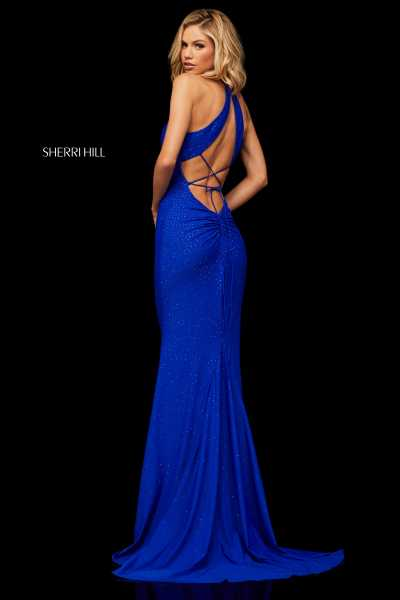 Sherri Hill 52792 High Neck picture 1