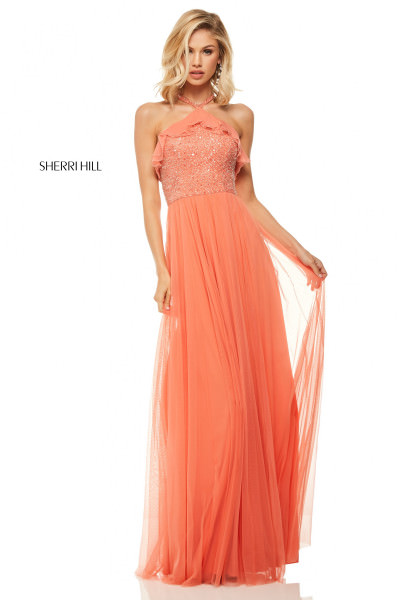 b7d8f5e241d9 Coral Prom Dresses and Formal Gowns