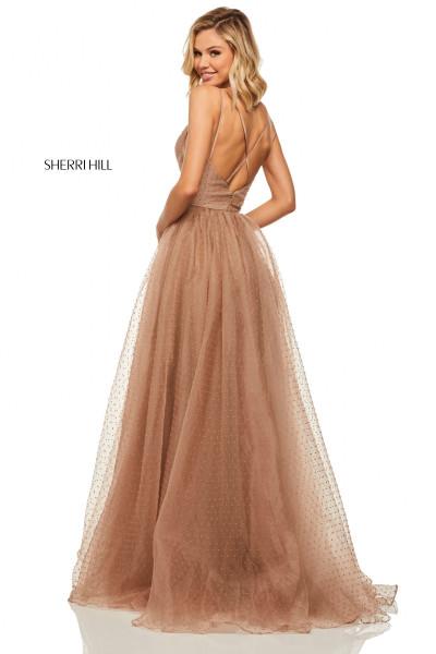 41267b200d Brown Prom Dresses