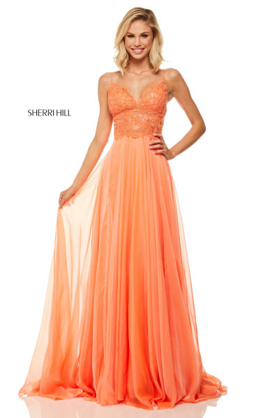 8c2ff1e7a6b Orange Prom Dresses