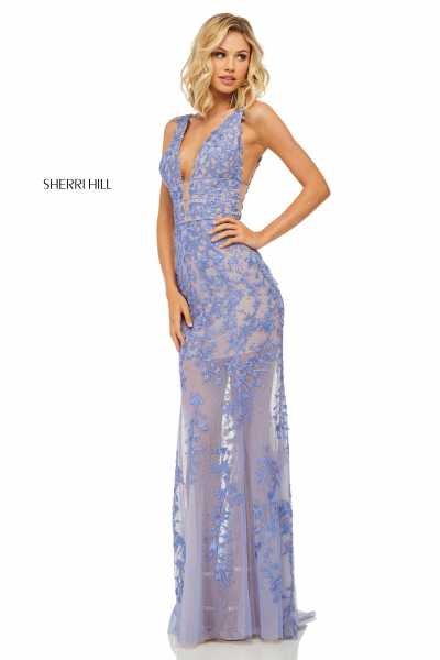 Sherri Hill 52820 Fitted picture 2