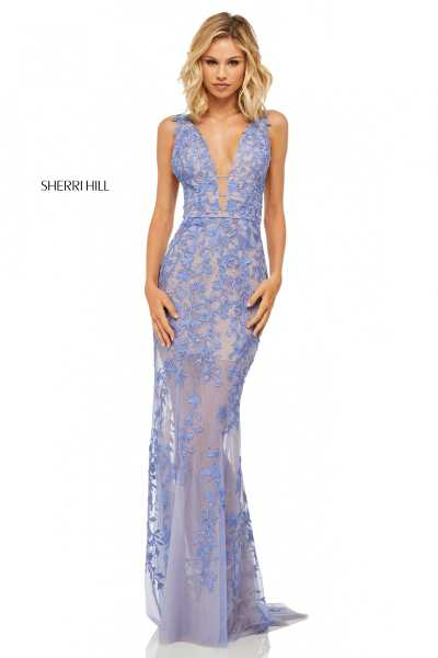 Sherri Hill 52820 Long picture 3
