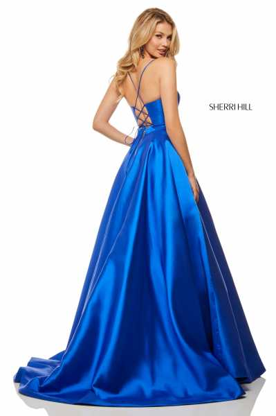 Sherri Hill 52821  picture 4